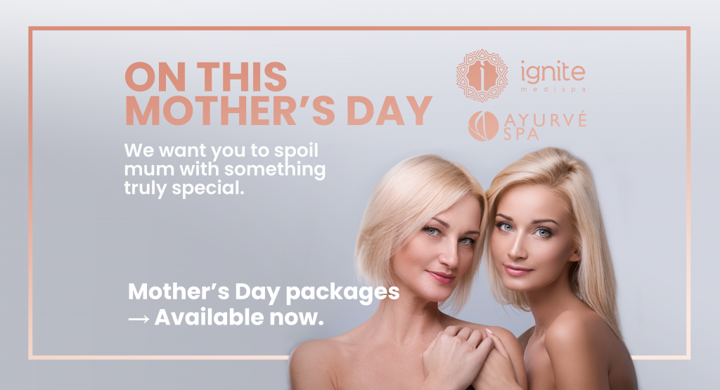 Mother's Day 2021 Packages Available Now, Ayurvé Spa Sydney | Cosmetic Treatments, Beauty, Spa & More